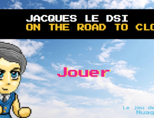 On the road to Cloud – Le jeu de l'été Nuageo